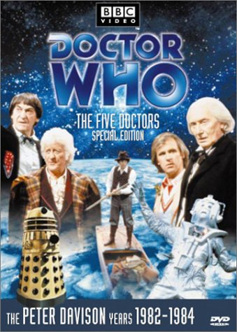 The Five Doctors DVD