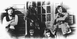 Steeleye Span: the original line up
